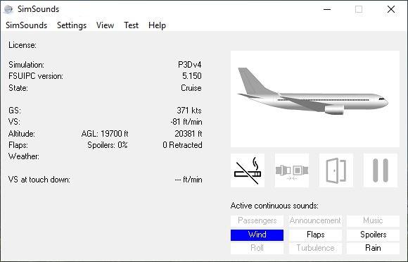 SimSounds - Flight Simulator Sounds